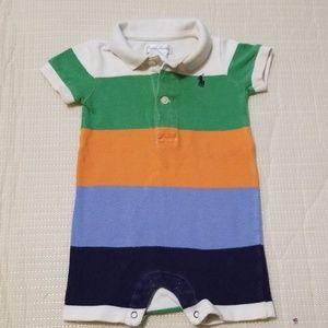 Ralph Lauren infant boys 1piece outfit